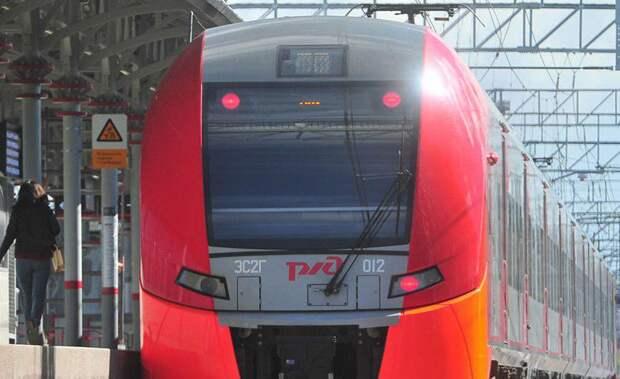 Собянин: Поезда на МЦК перевезли 55-миллионного пассажира. Фото:mos.ru