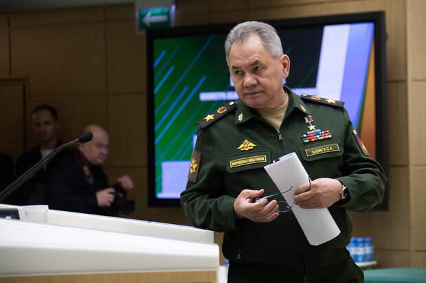 Шойгу посетил с проверкой один из московских военкоматов