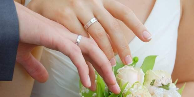 В офисе на Волжском теперь можно зарегистрировать брак