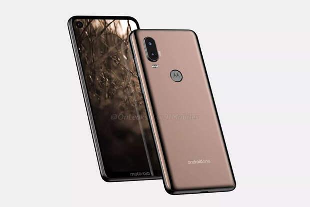 Опубликовано большинство характеристик смартфона Motorola One Vision
