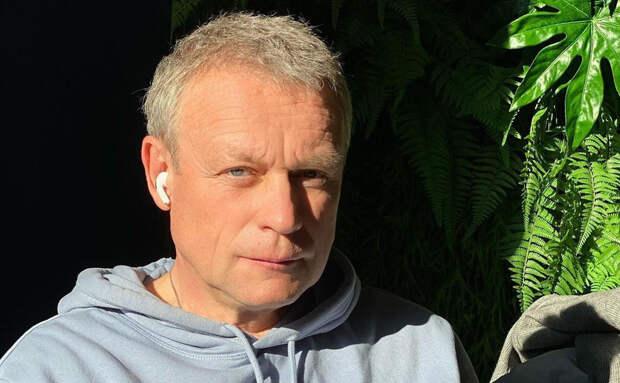Сергея Жигунова госпитализировали с коронавирусом