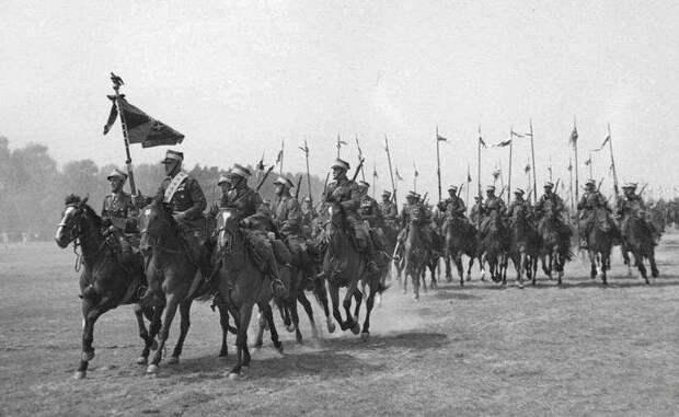 Польская 1-я Конная в рейде на Казатин