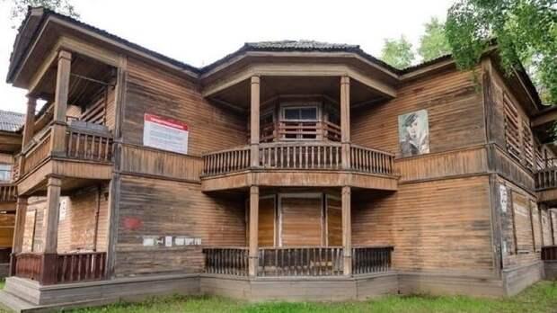 В Северодвинске не нашлось желающих арендовать заброшенный Дом Пикуля
