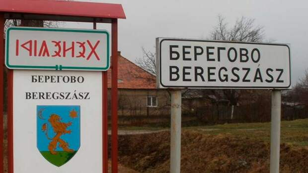 Украинские националисты терроризируют венгров Закарпатья