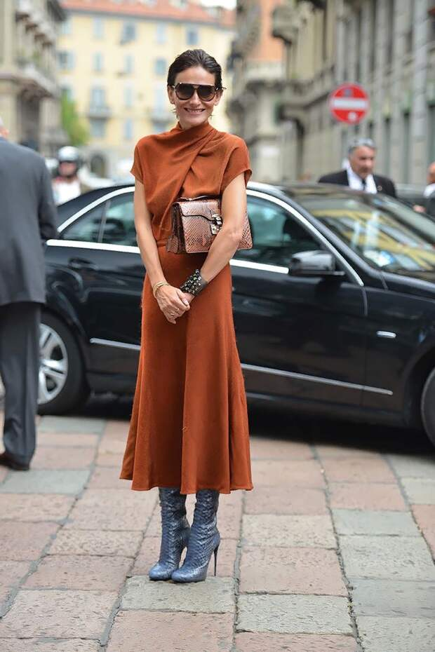Самые модные платья на сезон осень-зима 2020/2021