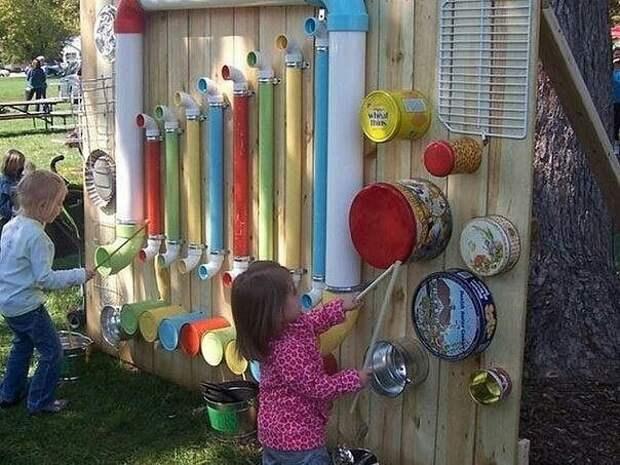 Чем занять детей на даче