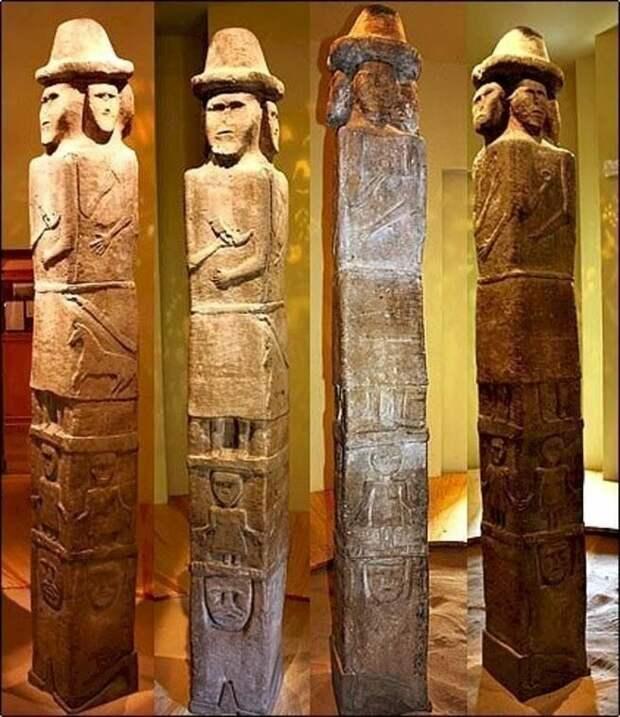 Славянские боги из древних святилищ. Читаем источники!