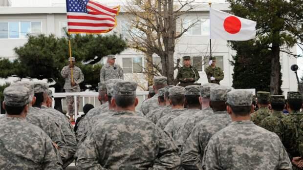 Американские военные в Японии. Источник изображения: https://vk.com/denis_siniy