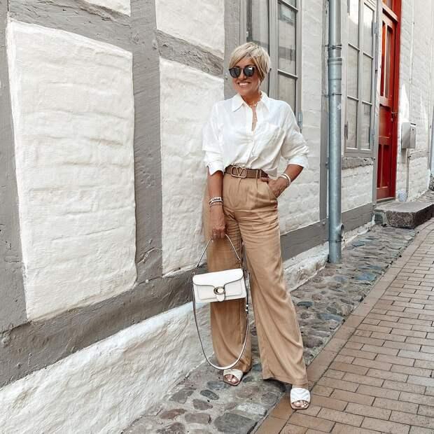 Лето без каблуков: 15 роскошных примеров для дам элегантного возраста