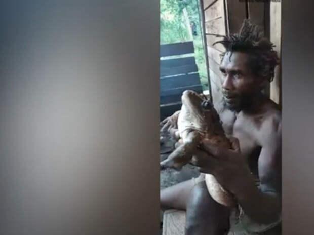 На Соломоновых островах нашли лягушку размером с младенца