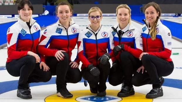 Россия обыграла США ивышла вполуфинал женского чемпионата мира покерлингу