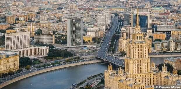 Собянин: Завершен еще один проект возрождения исторического облика Москвы Фото: Е. Самарин mos.ru