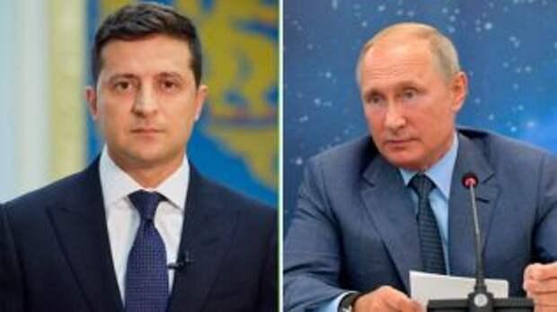 Кремль затягивает встречу Путина с Зеленским