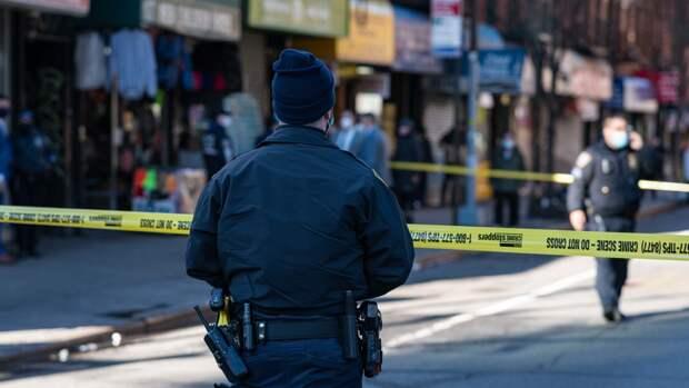 Три человека стали жертвами перестрелки в американском Балтиморе