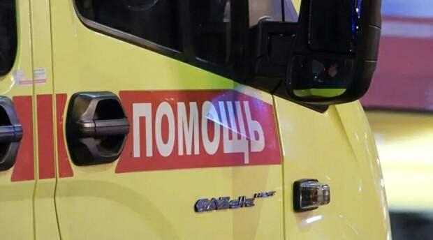 Ялтинская подстанция «скорой помощи» заблокирована из-за обрушения дороги