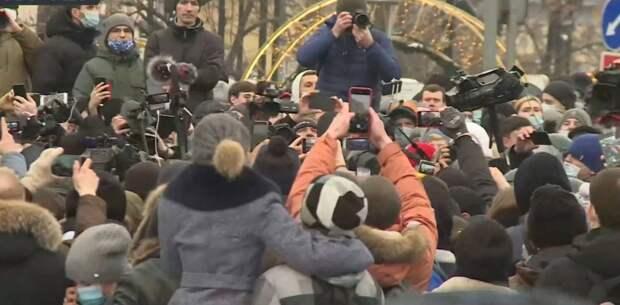 Аврора Навального не выстрелила