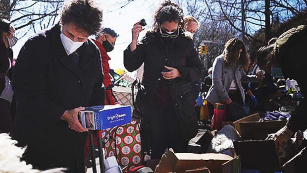 Фриганы Нью-Йорка. Еда с помоек и борьба за будущее планеты