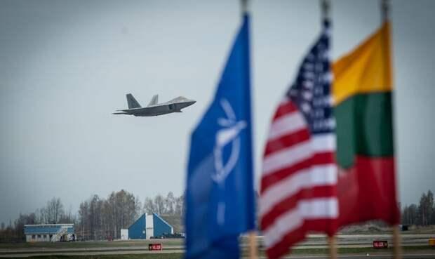 О «блестящей работе» ПВО НАТО в Литве