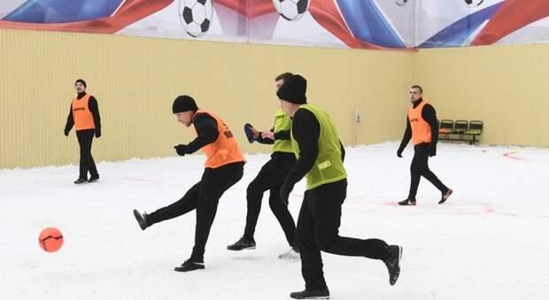 Футбольный матч с участием Павла Мамаева прошел в «Бутырке»