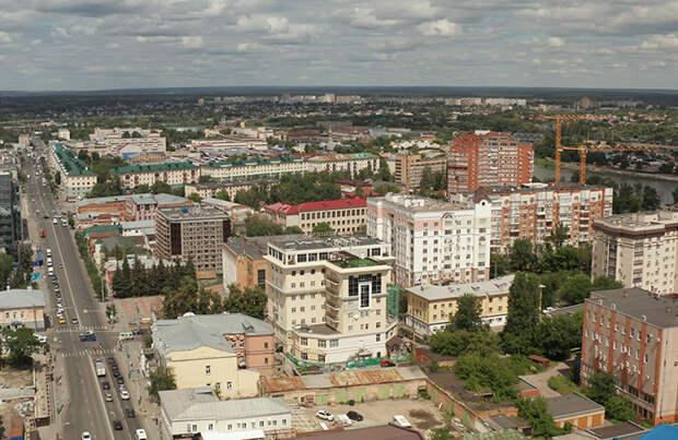 Города России — лидеры по росту цен на жилье