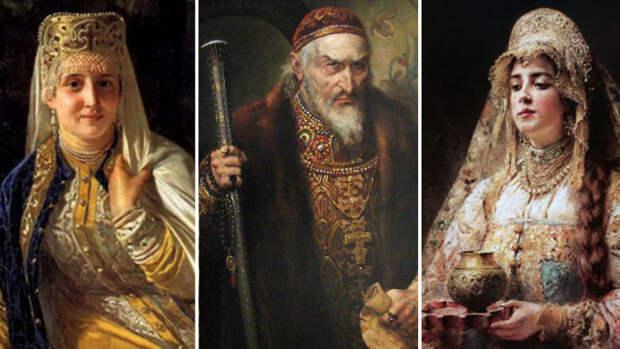Княжна Долгорукая и вдова Мелентьева: Кто и зачем придумал двух «женищ» Ивана Грозного