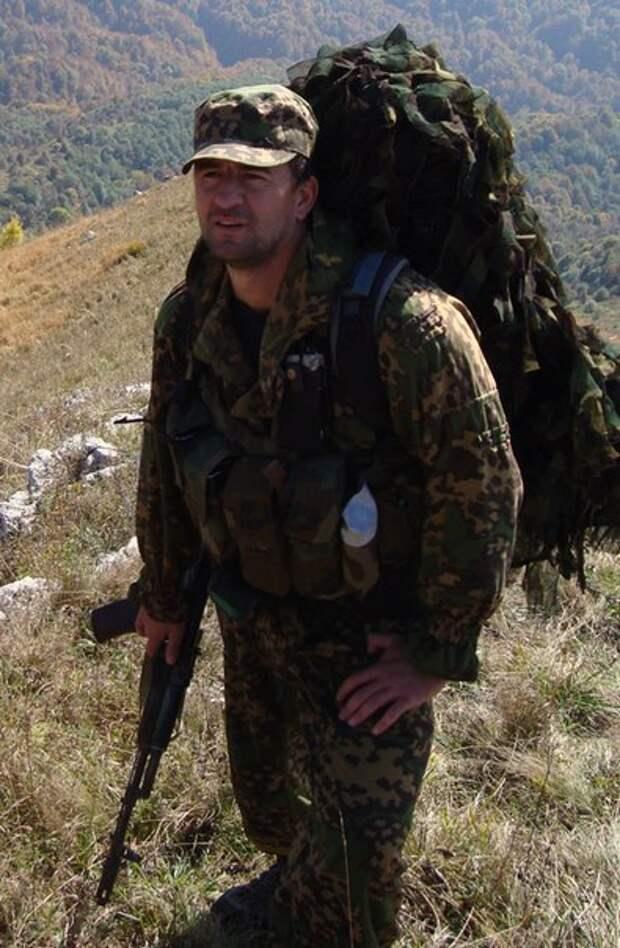 Подполковник МЯСНИКОВ Михаил Анатольевич