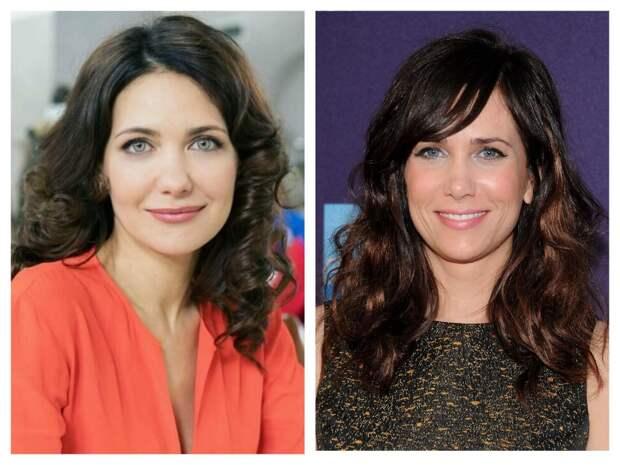 Очень похожие между собой актрисы, которых телезрители постоянно путают