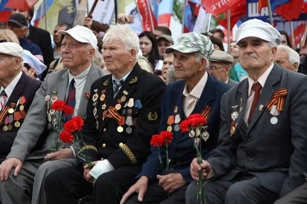 Украина решила отказаться от празднования Дня Победы