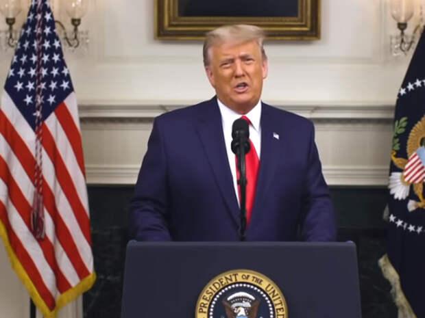 В США против Трампа подали иск за то, что он называл коронавирус «китайским»