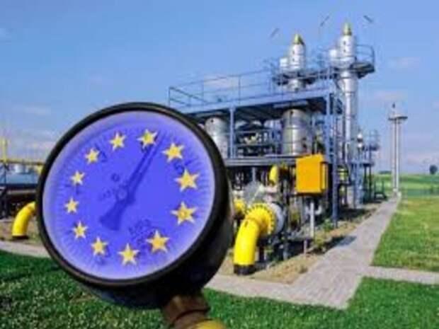 """Спотовая цена газа в Европе скоро стартует """"в космос"""""""