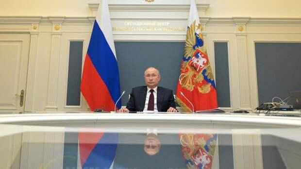 Член ГД РФ Железняк указал на важность предложенных Путиным мер по сохранению климата