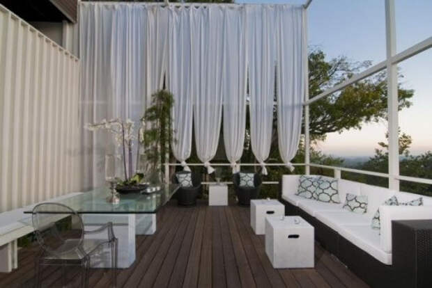 Дизайн веранды на даче: лучшие идеи оформления пристройки к частному дому
