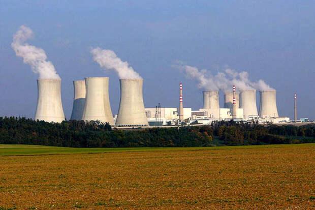Чехия запретила России и Китаю участвовать в создании блока АЭС «Дукованы»