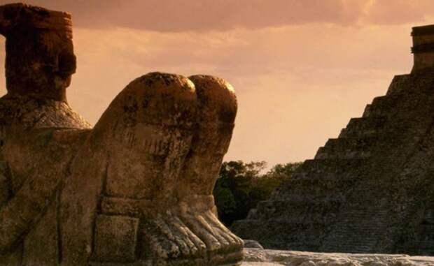 Куда пропала цивилизация майя
