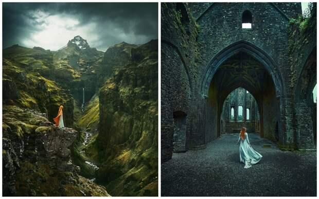 Сказка наяву: Путешественники делают фантастические фотографии, чтобы показать красоту реального мира