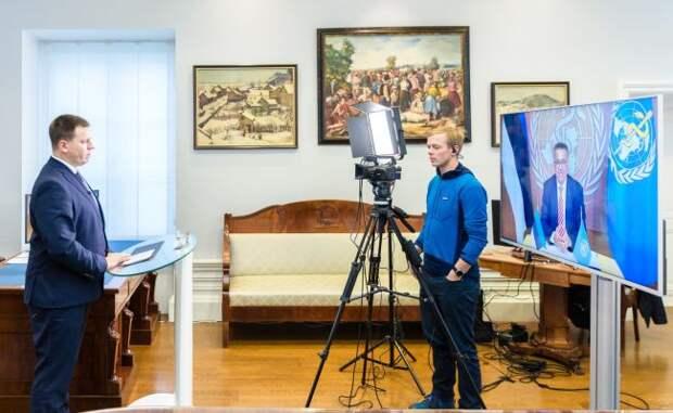 Эстония иВОЗ договорились сотрудничать поцифровому здравоохранению