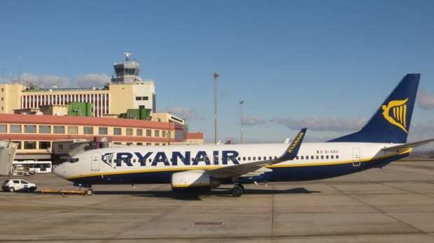 Евросоюз и США заявили об ответственности Минска за инцидент с Ryanair