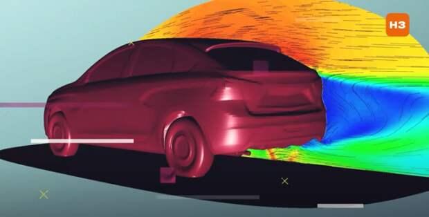 АвтоВАЗ показал несуществующий в продаже хэтчбек Lada Vesta