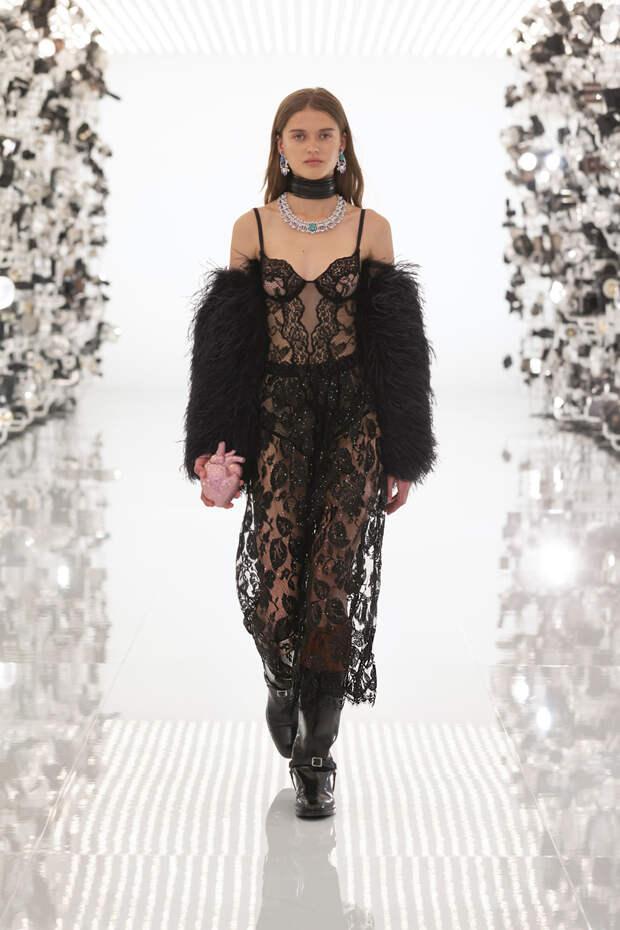 Коллекция Gucci Aria осень 2021