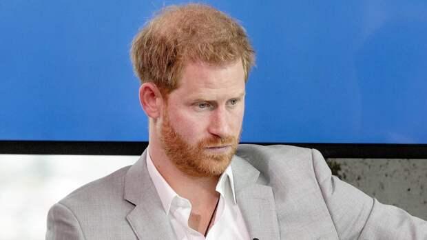 Принц Гарри рассказал, что ему не нравилось в королевской жизни