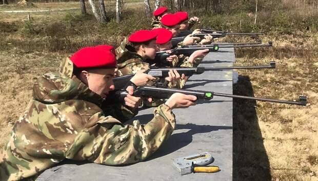 Команда «Патриоты» из Подольска стала серебряным призером игры «Служу Отечеству!»