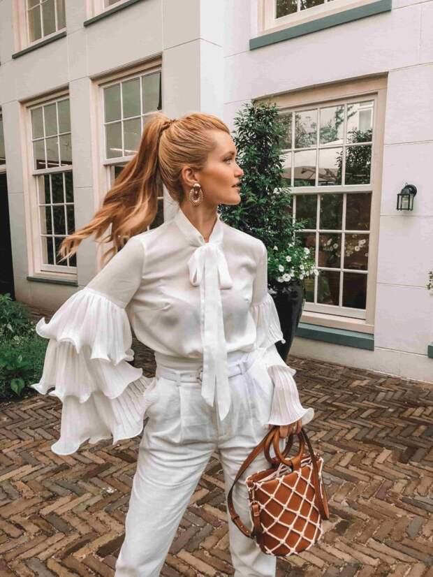 Повседневный стиль - как одеваются европейские женщины возраста 40+ летом