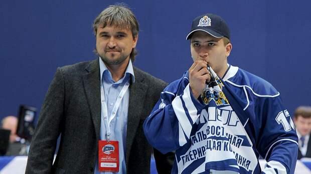 Бывший хоккеист Ишаев устроил пьяное ДТП вМоскве. Его выбирали под вторым номером надрафте КХЛ
