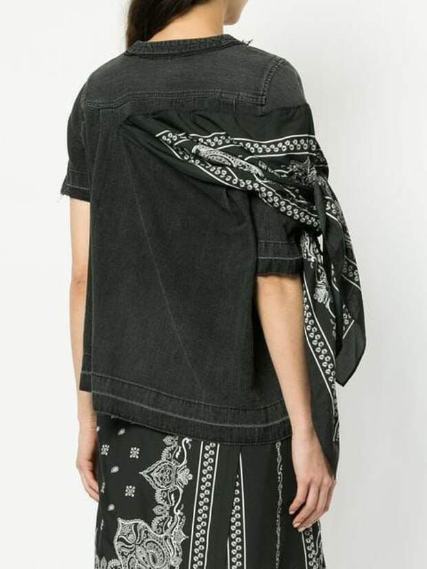 переделки из платков в одежду