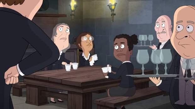 HBO Max показал кадры из мультсериала про принца Джорджа в новом трейлере