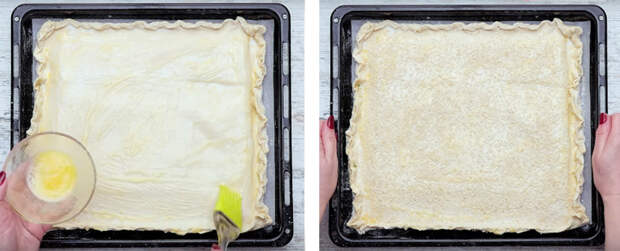 пирог с сыром в духовке