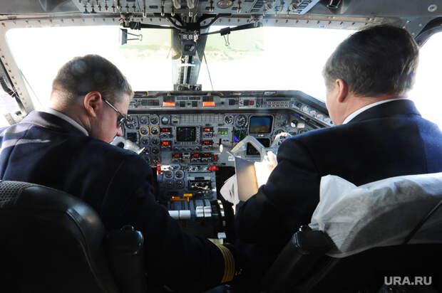 Российские пилоты перерабатывают так, что уезжают из страны сотнями