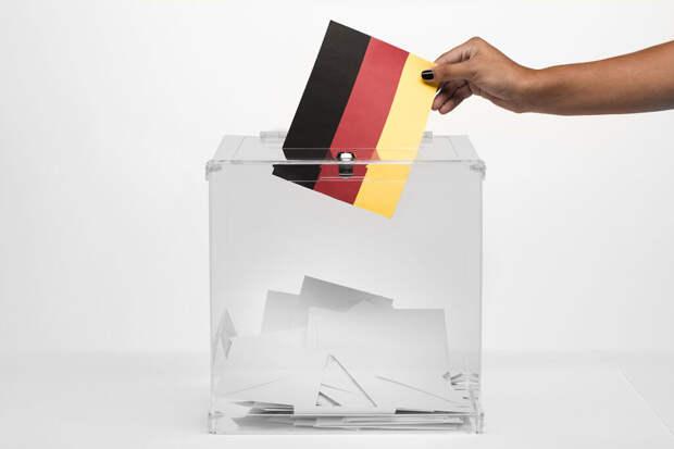 Определился лидер на выборах в Германии