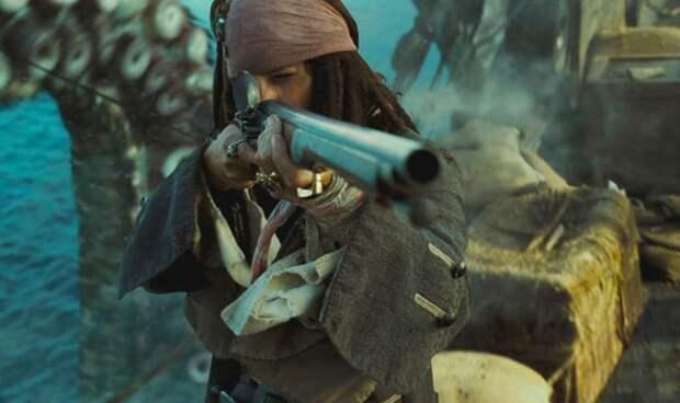 Депп может появиться в шестой части «Пиратов Карибского моря»