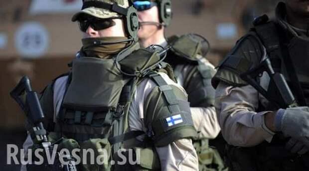 Скандал: В Финляндии опубликовали секретные данные о слежке за российскими военными | Русская весна